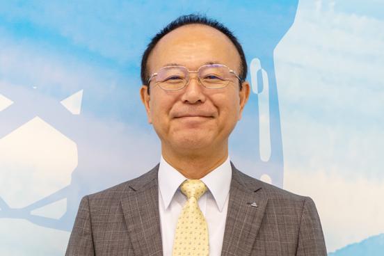 株式会社アークシステム 代表取締役社長 小和瀬英文