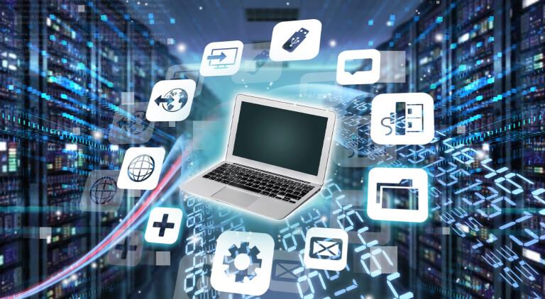 幅広い技術・業務領域をカバー